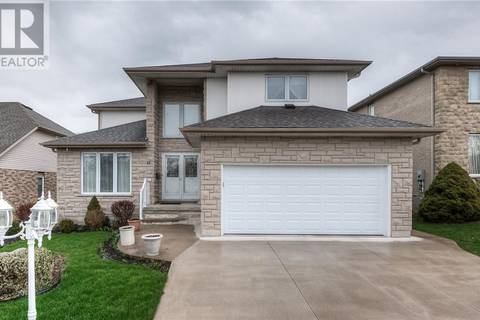 House for sale at 11 Hahn Valley Pl Cambridge Ontario - MLS: 30729987