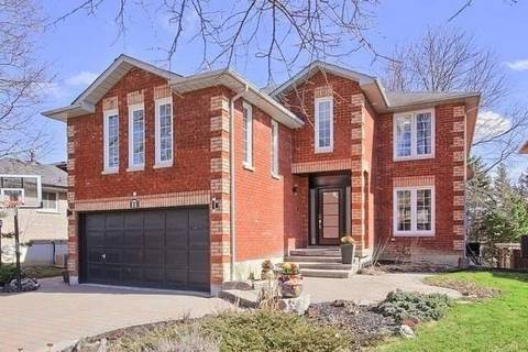 House for sale at 11 Hammond Dr Aurora Ontario - MLS: N4448346