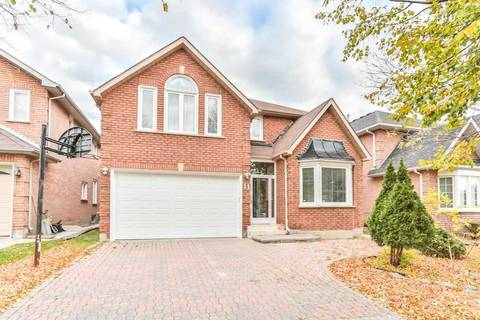 House for sale at 11 Hearthstone Cres Richmond Hill Ontario - MLS: N4463314