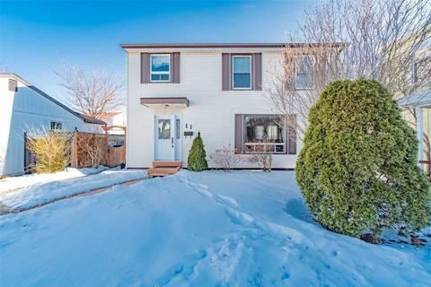 House for sale at 11 Heatherside Ct Brampton Ontario - MLS: W4695637
