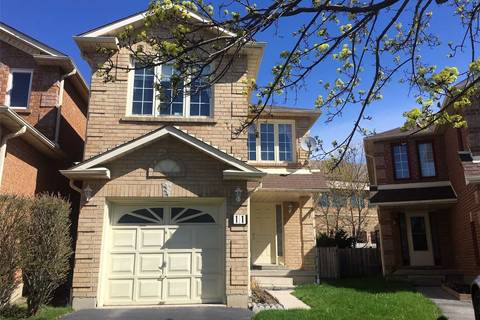 House for sale at 11 Heaver Dr Whitby Ontario - MLS: E4441624
