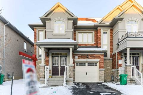 Townhouse for sale at 11 Hines St Brampton Ontario - MLS: W4651064