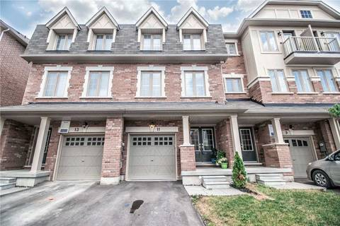 Townhouse for sale at 11 Hobart Gdns Brampton Ontario - MLS: W4521875
