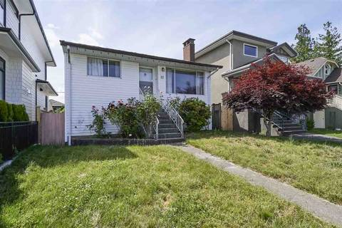 House for sale at 11 Howard Ave Burnaby British Columbia - MLS: R2378623