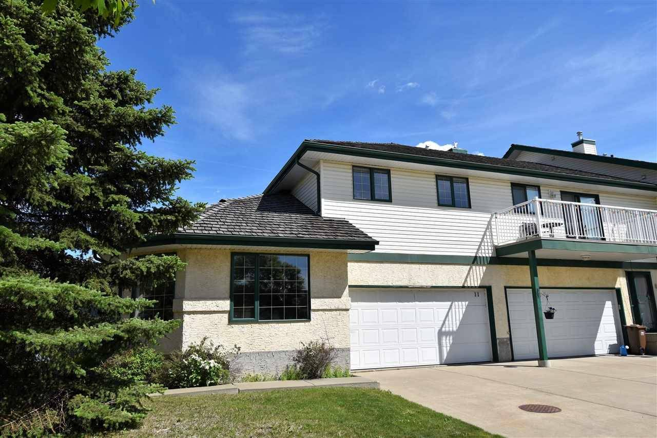 Townhouse for sale at 11 Hunchak Wy St. Albert Alberta - MLS: E4195908