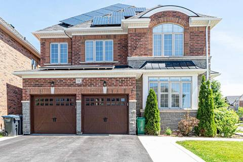 House for sale at 11 Intrigue Tr Brampton Ontario - MLS: W4487851