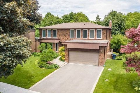 House for sale at 11 Janus Ct Toronto Ontario - MLS: C4495987