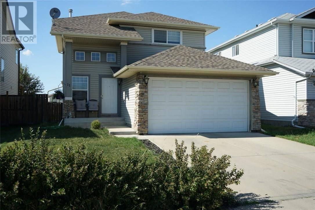 House for sale at 11 Jones Cres Red Deer Alberta - MLS: ca0189003