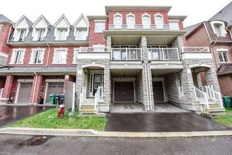 Townhouse for sale at 11 Kayak Hts Brampton Ontario - MLS: W4549488