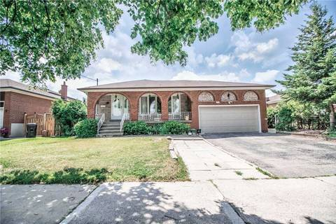 House for sale at 11 Keegan Cres Toronto Ontario - MLS: W4516804
