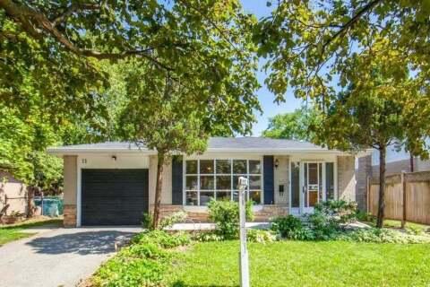 House for sale at 11 Keeler Blvd Toronto Ontario - MLS: E4863881
