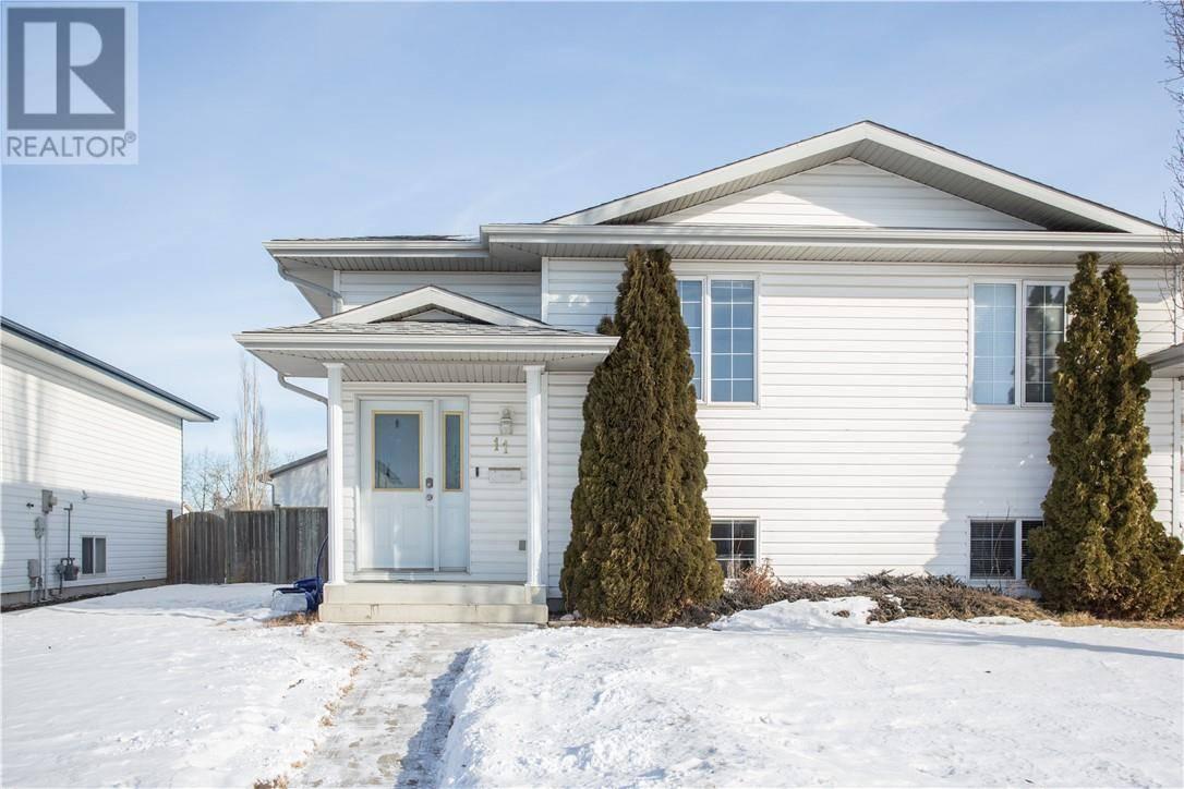Townhouse for sale at 11 Kendrew Dr Red Deer Alberta - MLS: ca0188833