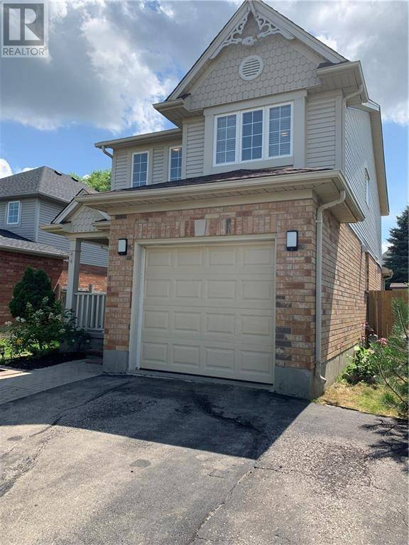 House for sale at 11 Kerwood Dr Cambridge Ontario - MLS: 30758927
