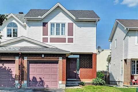 Townhouse for sale at 11 Kincardine Dr Ottawa Ontario - MLS: 1159611
