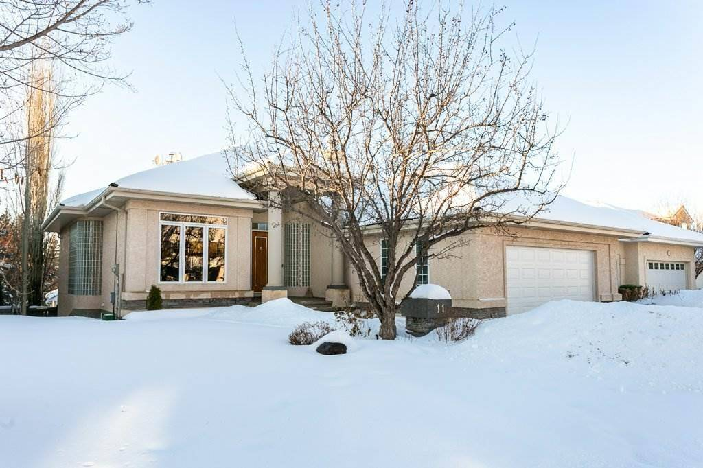 House for sale at 11 Knights Ct St. Albert Alberta - MLS: E4185540
