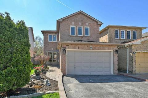 House for sale at 11 Knotty Pine Dr Whitby Ontario - MLS: E4442603