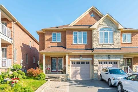Townhouse for sale at 11 Krakow St Brampton Ontario - MLS: W4582794