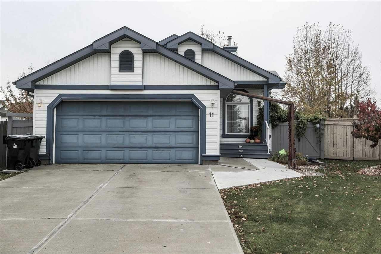 House for sale at 11 Lancaster Cl Spruce Grove Alberta - MLS: E4217945