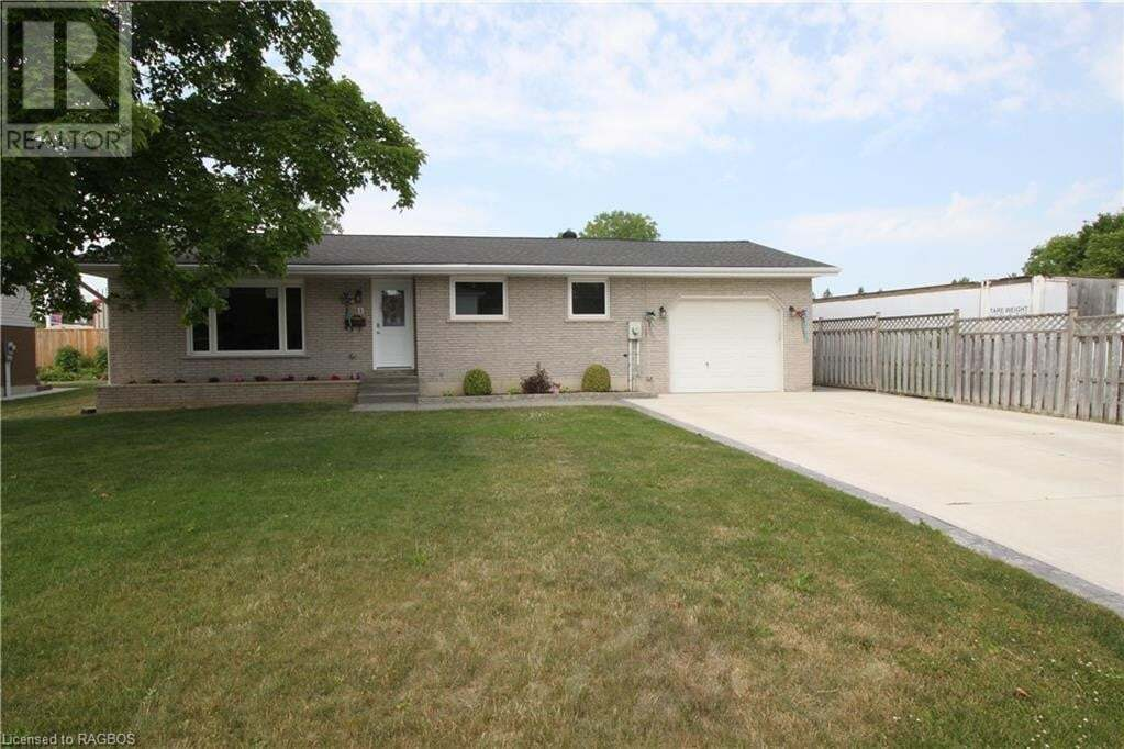 House for sale at 11 Lee St Walkerton Ontario - MLS: 271336