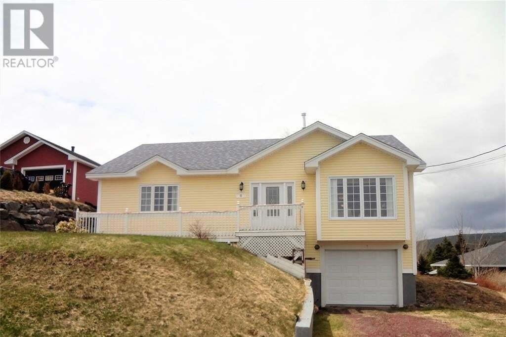 House for sale at 11 Leslie St Carbonear Newfoundland - MLS: 1220624