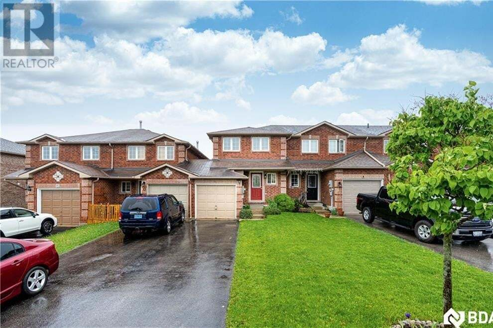 Townhouse for sale at 11 Lion's Gate Blvd Barrie Ontario - MLS: 30808668