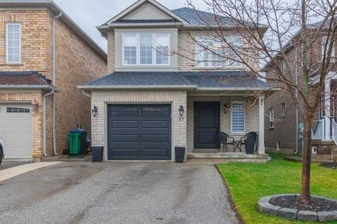 House for sale at 11 Lismer Cres Caledon Ontario - MLS: W4425686