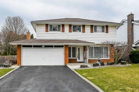 House for sale at 11 Little John Rd Hamilton Ontario - MLS: X4738110