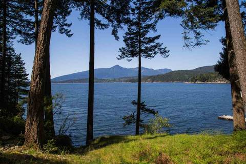 Residential property for sale at 0 Sunset Estate Wy Unit 11 Gambier Island British Columbia - MLS: R2381940
