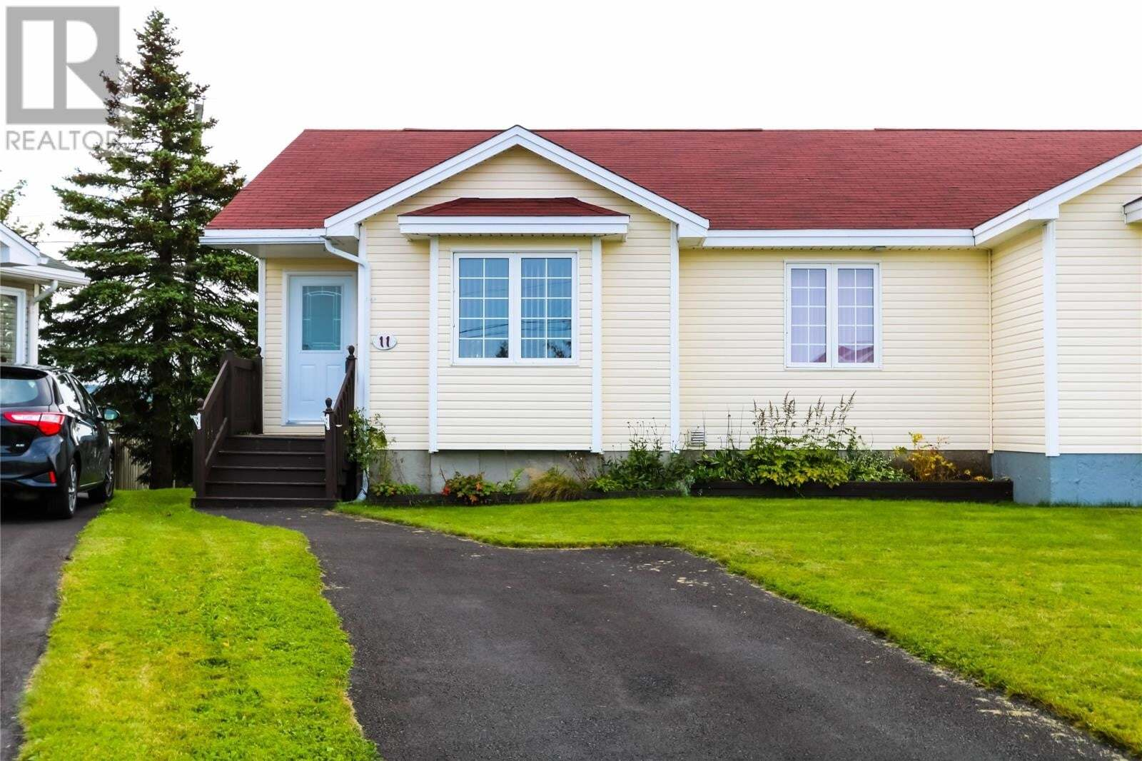 House for sale at 11 Madigan Pl St. John's Newfoundland - MLS: 1221532