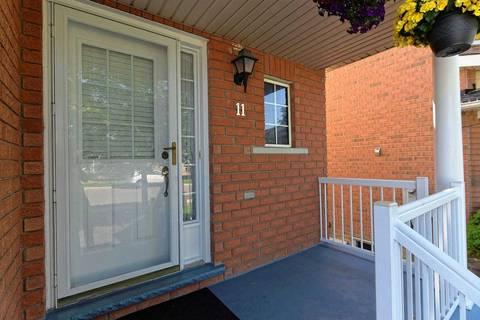 House for sale at 11 Madronna Gdns Brampton Ontario - MLS: W4630383