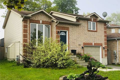 House for sale at 11 Masters Dr Barrie Ontario - MLS: S4507430