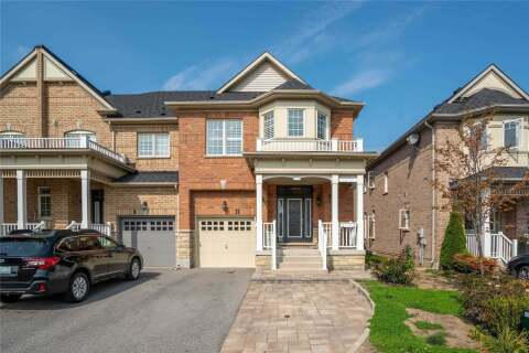 Townhouse for rent at 11 Mccardy Ct Caledon Ontario - MLS: W4940124