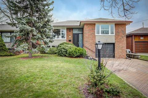 House for sale at 11 Moford Cres Toronto Ontario - MLS: W4426656