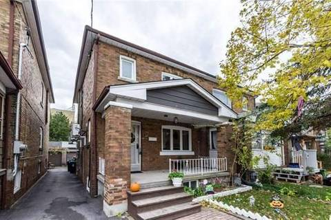 Townhouse for sale at 11 Moir Ave Toronto Ontario - MLS: C4308340