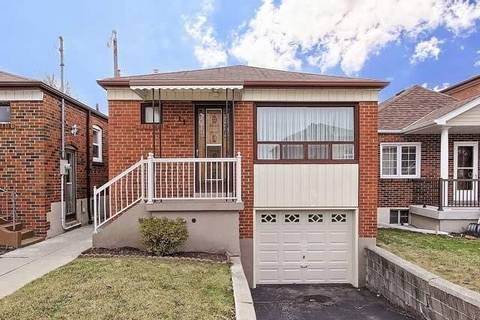 House for sale at 11 Moira Ave Toronto Ontario - MLS: E4422271