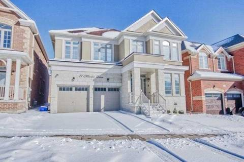 House for rent at 11 Mowder Dr Aurora Ontario - MLS: N4688305