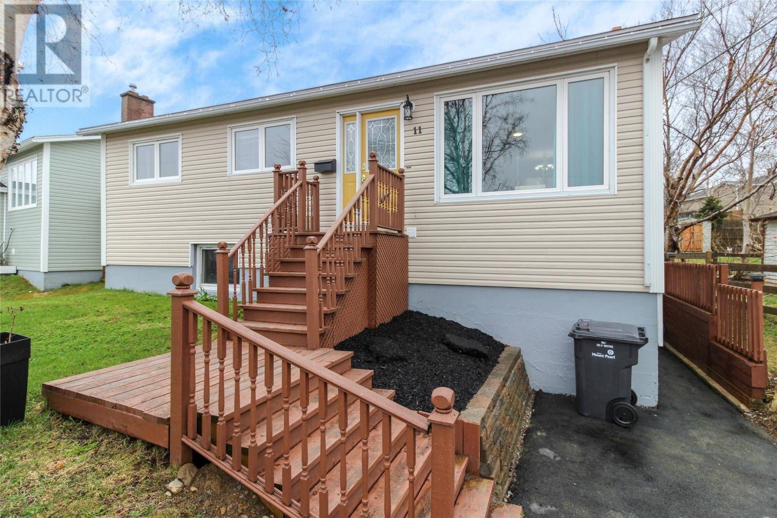 House for sale at 11 Municipal Ave Mount Pearl Newfoundland - MLS: 1209589