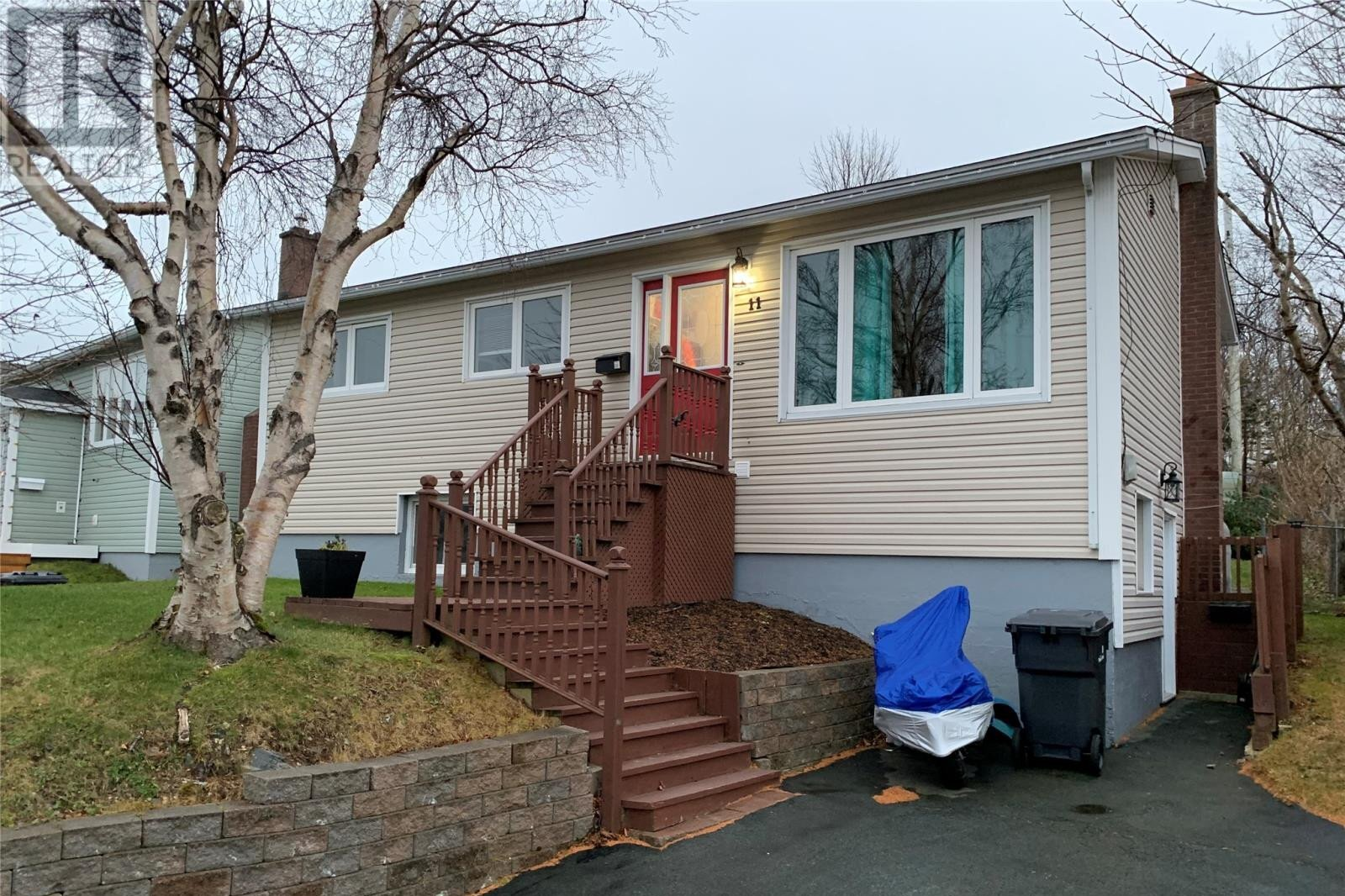 House for sale at 11 Municipal Ave Mount Pearl Newfoundland - MLS: 1223694
