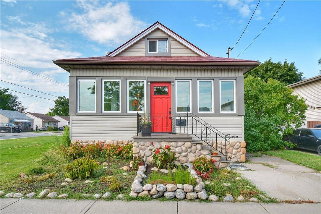 House for sale at 11 Munn St Hamilton Ontario - MLS: H4060475