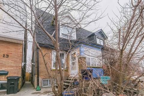 Townhouse for sale at 11 Myrtle Ave Toronto Ontario - MLS: E4393460