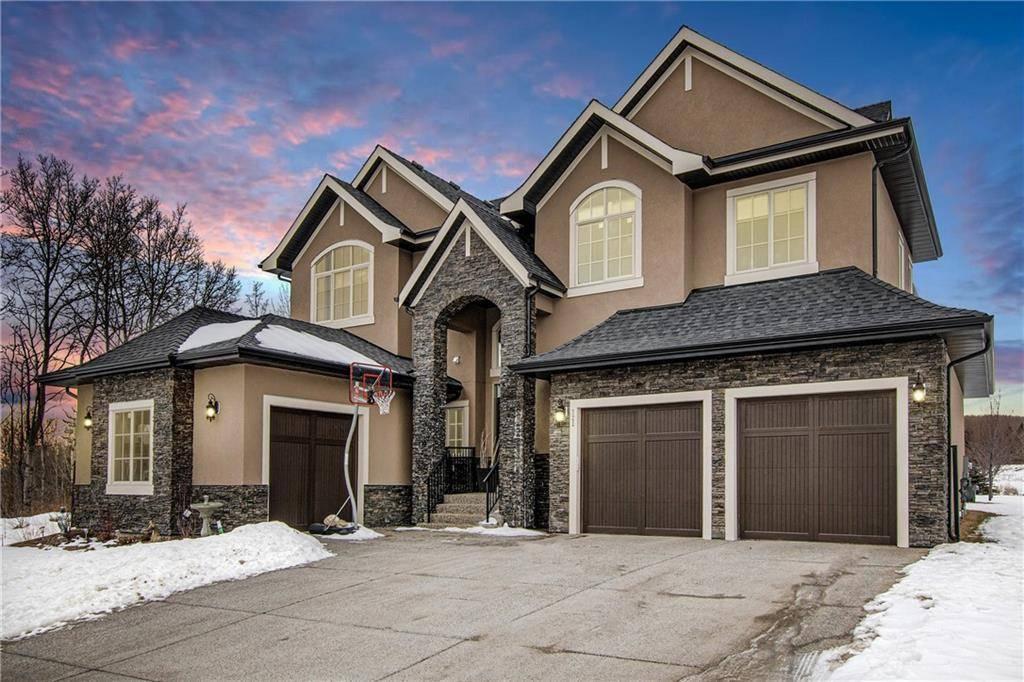 House for sale at 11 Mystic Ridge Wy Sw Springbank Hill, Calgary Alberta - MLS: C4264262
