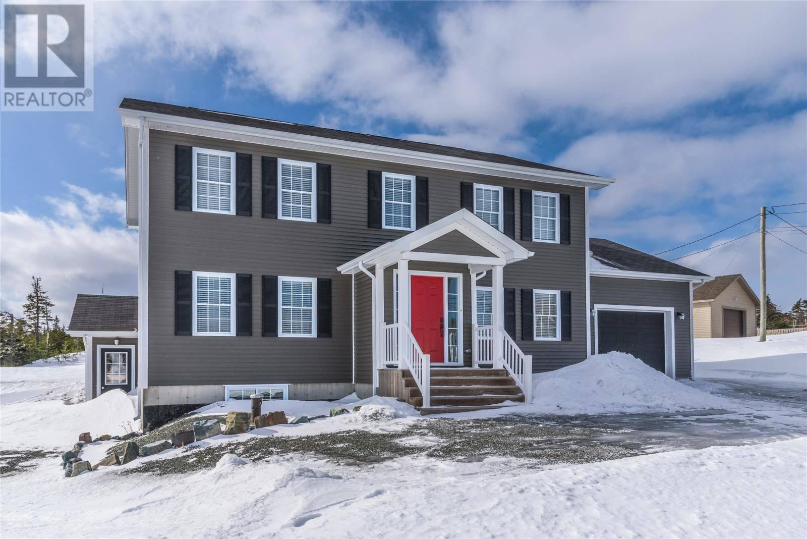 House for sale at 11 Nathaniel Dr Torbay Newfoundland - MLS: 1211629
