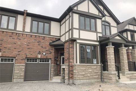 Townhouse for rent at 11 Ness Dr Richmond Hill Ontario - MLS: N4470783