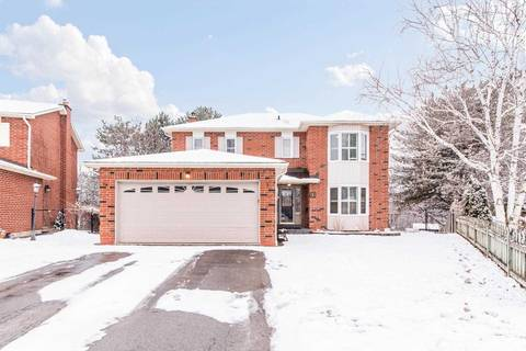 House for sale at 11 Nester Ct Whitby Ontario - MLS: E4704065