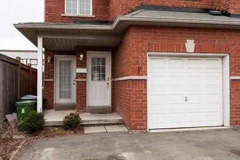 Townhouse for sale at 11 Oliti Ct Toronto Ontario - MLS: W4424165