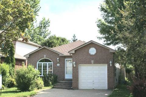 House for sale at 11 Orok Ln Barrie Ontario - MLS: S4505890