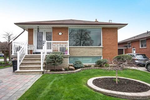 House for sale at 11 Ourland Ave Toronto Ontario - MLS: W4447853