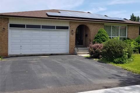 House for sale at 11 Parravano Ct Toronto Ontario - MLS: C4486226