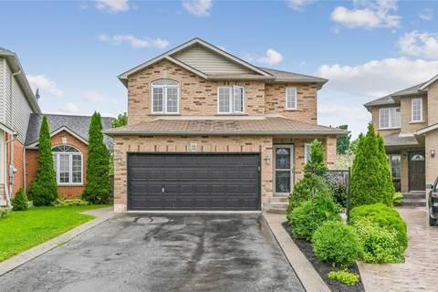 House for sale at 11 Patton Pl Hamilton Ontario - MLS: X4497398