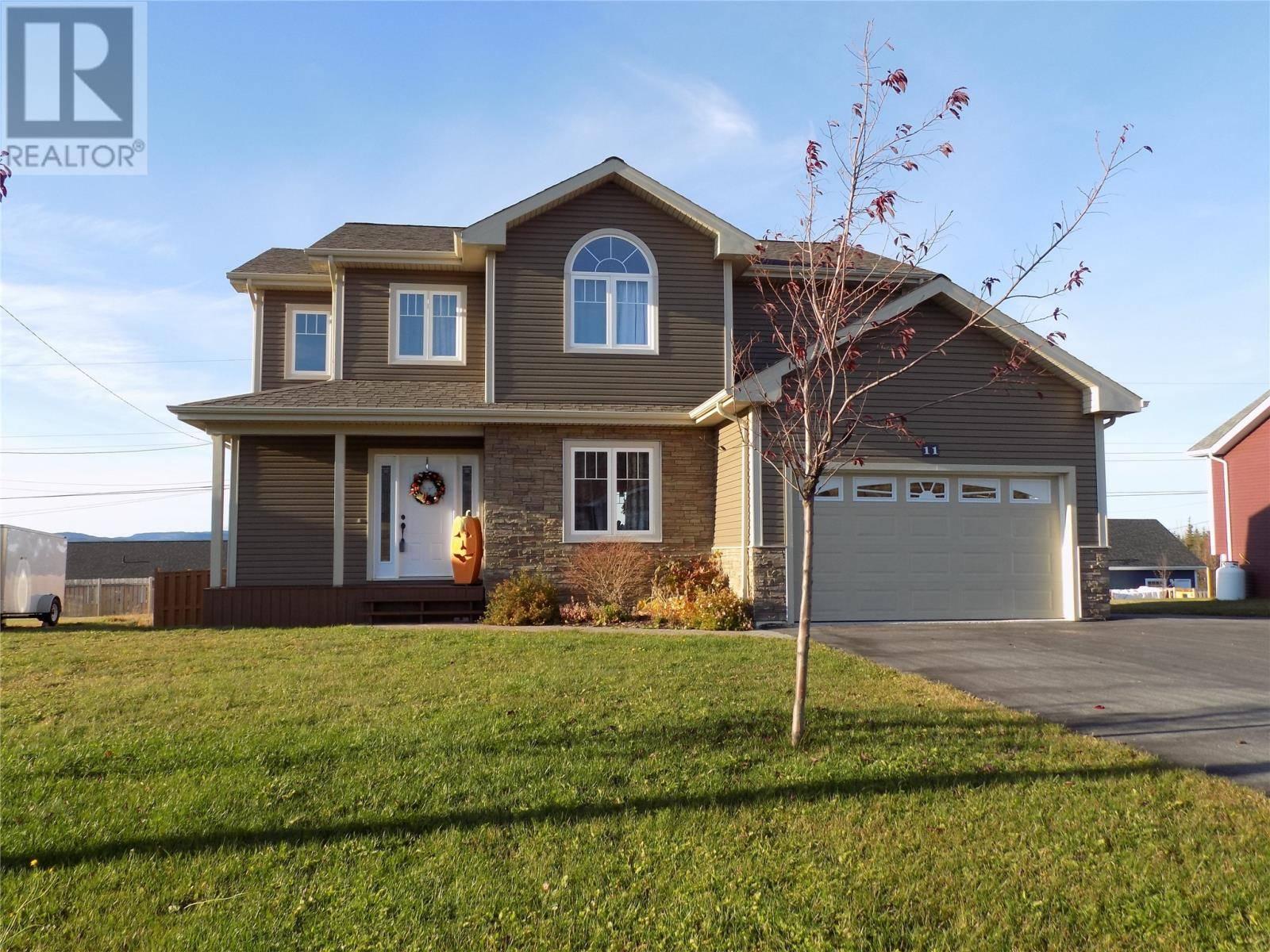 House for sale at 11 Penney Dr Pasadena Newfoundland - MLS: 1210181